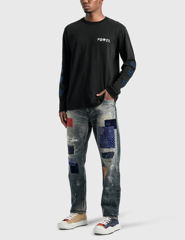 FDMTL Flower Long Sleeve T-Shirt