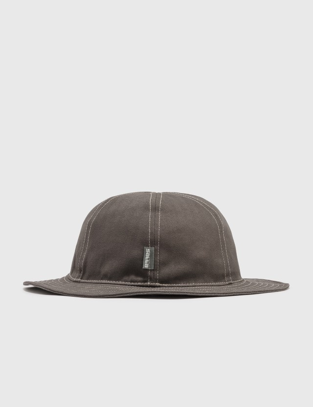 Satta Seed Hat Indigo Men