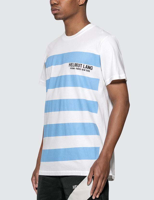 Helmut Lang Standard Bars T-Shirt