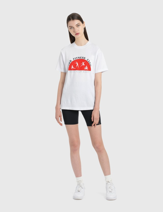 Sporty & Rich S&R Fitness Club T-Shirt