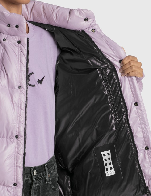 Moncler Genius 7 Moncler Frgmt Hiroshi Fujiwara Anthemyx Jacket Pink Women