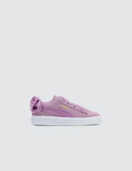 Puma Suede Bow AC Infant Picture