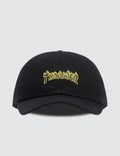 Thrasher Flame Outline Dad Cap Picture