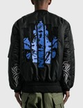 Fostex Garments Fostex Garments X Siberia Hills MA-1 Black Men