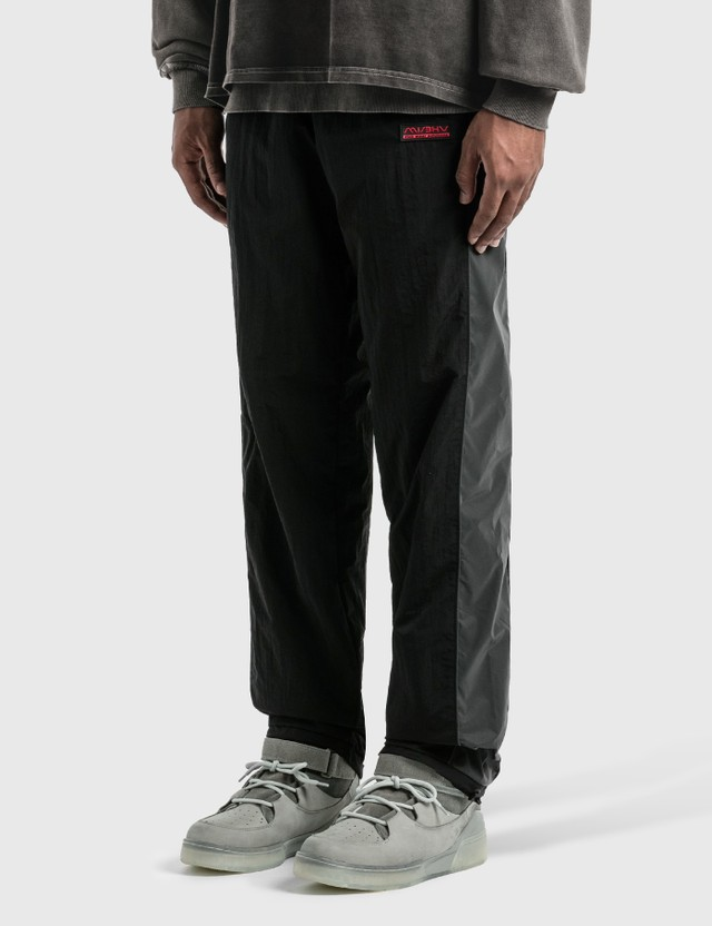 Misbhv Nylon Sport Trousers Black Men