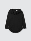 NUNUNU Victorian L/S T-Shirt Black Girls