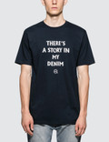 "Denim By Vanquish & Fragment ""There Is A Story"" S/S T-Shirt Picture"