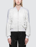 Aalto Bomber Jacket With Pouch Picutre