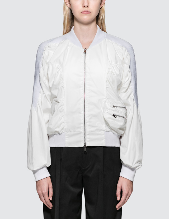 Aalto Bomber Jacket With Pouch