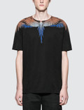 Marcelo Burlon Wings S/S T-Shirt Picture