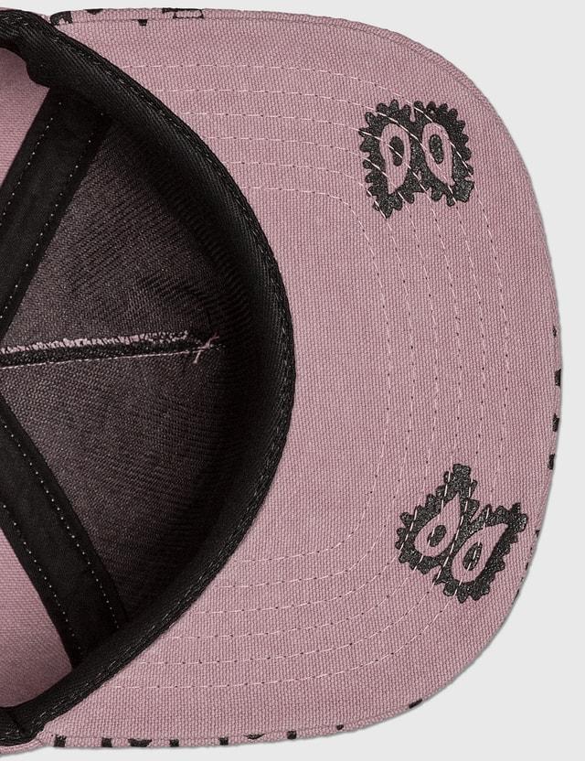 Rhude Rhepurposed Hat Mauve Men
