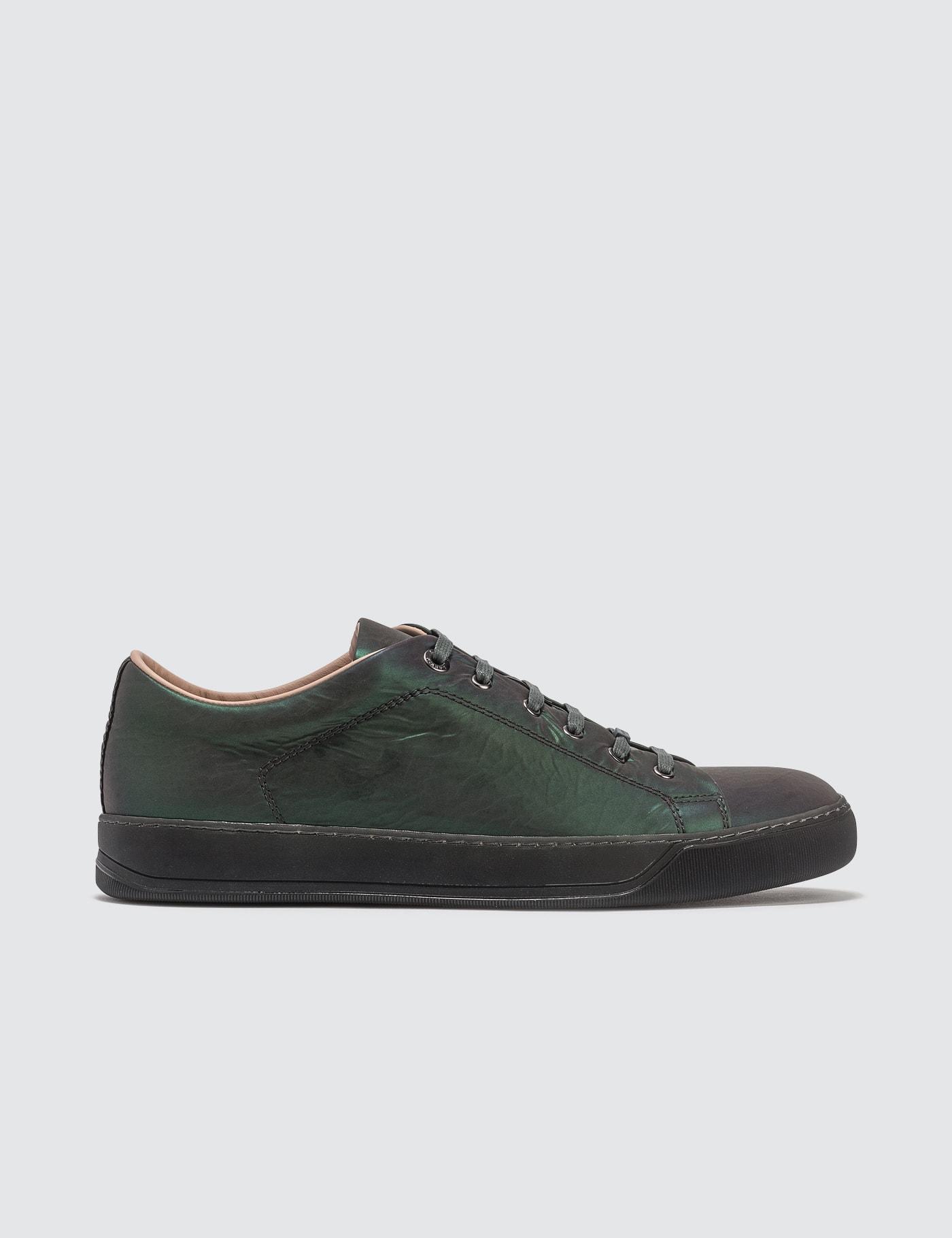 Low Top Sneaker Matt Reflective Calf
