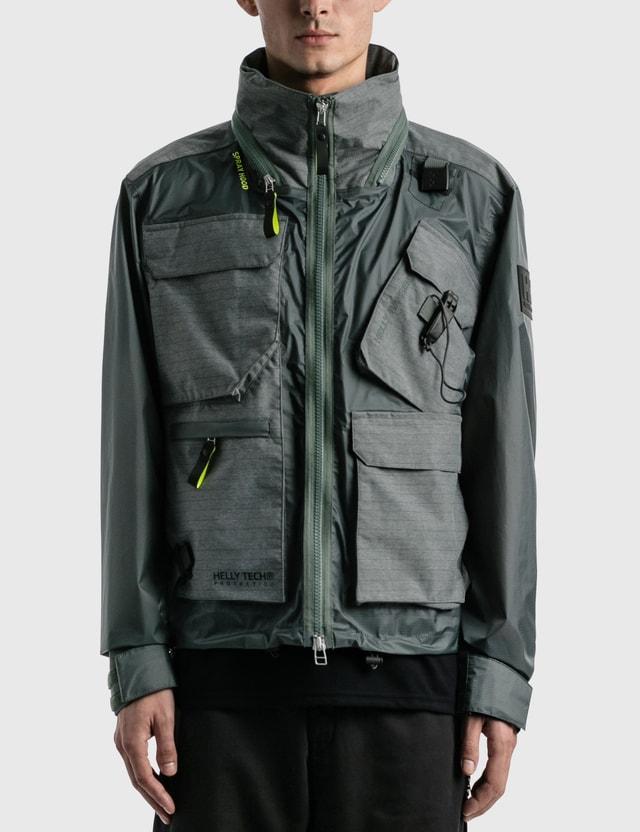 Helly Hansen Ocean 3L Jacket Heritage Green Men