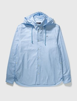 Undercover Undercover Hooded Shirt