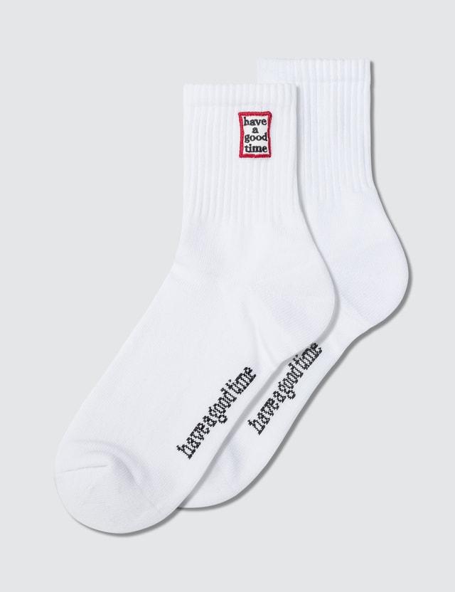 Have A Good Time Frame Socks