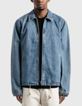 Victoria Denim Coach's Jacket 사진