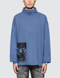 Billionaire Boys Club Overdyed Turtleneck Sweatshirt Picutre