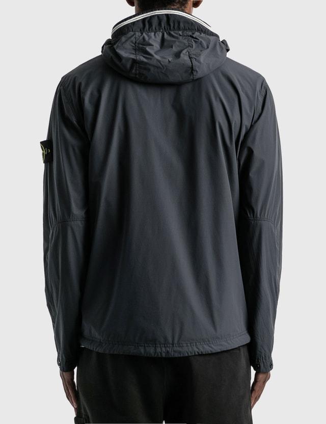 Stone Island Skin Touch Nylon Jacket Charcoal  Men