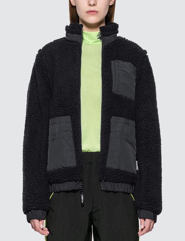 Stussy Convertible Sherpa Jacket