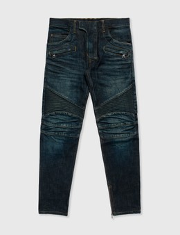 Balmain Balmain Biker Jeans