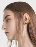Ambush Flame Ear Cuff Earring