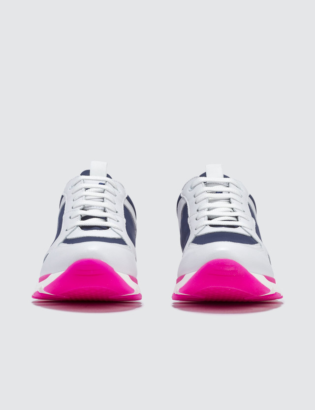 Joshua Sanders Hydro Diana Lace Up Trainers
