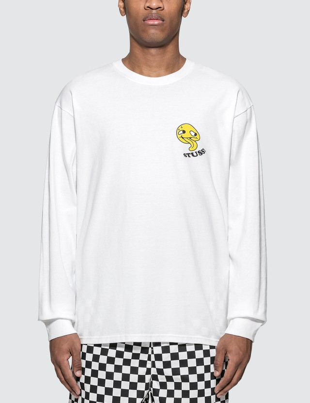 Stussy Dose Long Sleeve T-shirt