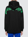 Palm Angels Logo Over Hoodie Picture