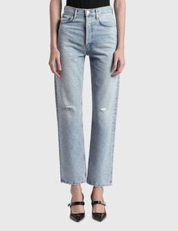 AGOLDE 90's Pinch Waist Straight Jeans
