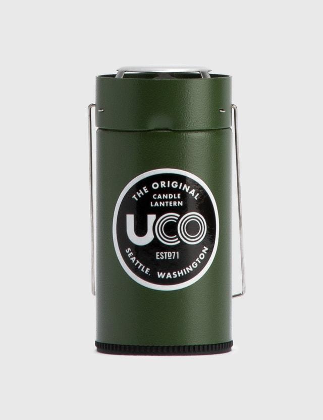 UCO キャンドルランタン Green Life