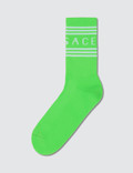 Versace Logo Socks Picture
