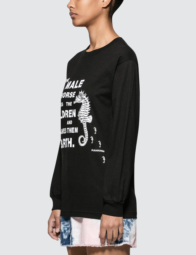 Pleasures Birth Long Sleeve T-shirt