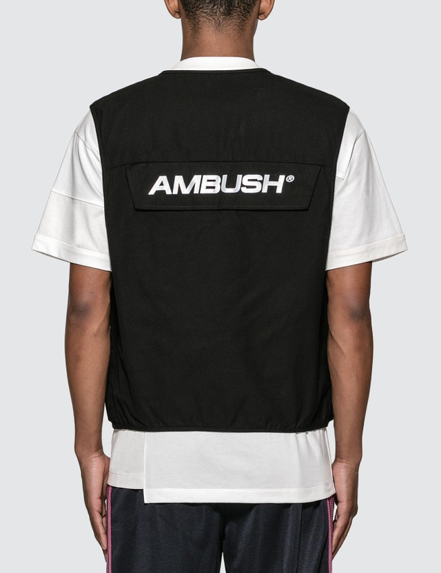 Ambush Multi-Pocket Vest =e37 Men