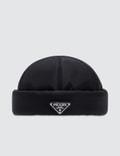 Prada Padded Nylon Beanie Hat Picture
