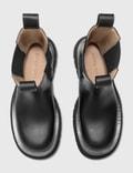 Bottega Veneta The Lug Boots Black Women