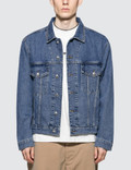Alexander Wang Denim Jacket Picture