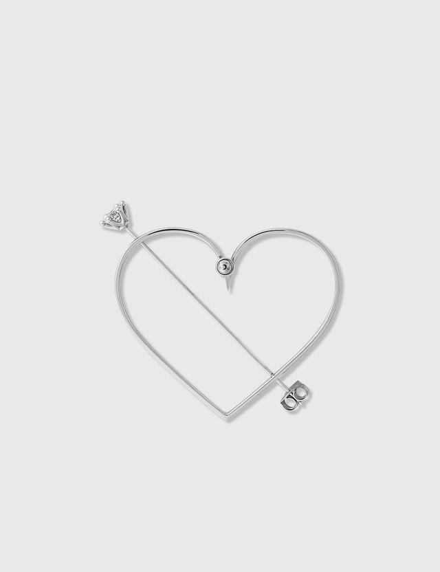 D'heygere Cupido Hoop Earrings