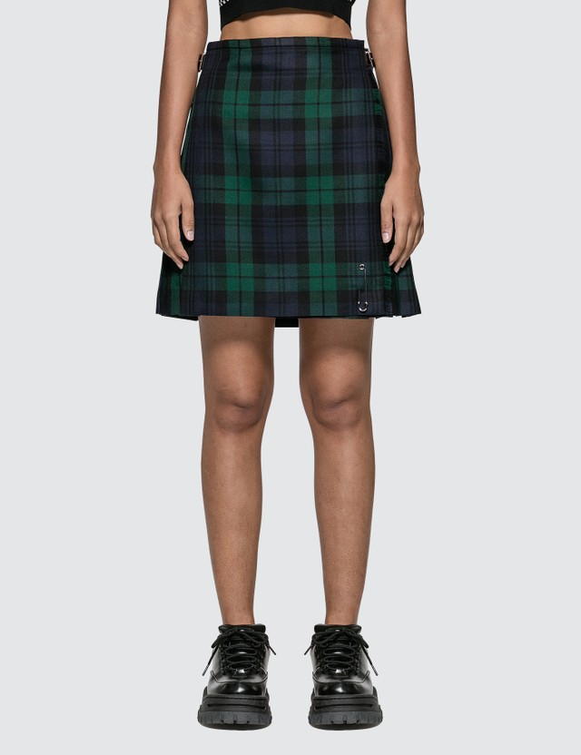 Le Kilt Black Watch Tartan 18-inch Skirt