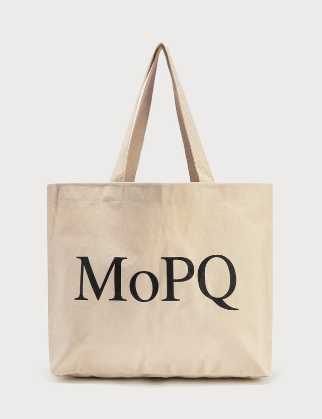 Peace & Quiet MoPQ Tote Bag