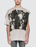 Raf Simons T-Shirt With Displaced Sleeve Picture