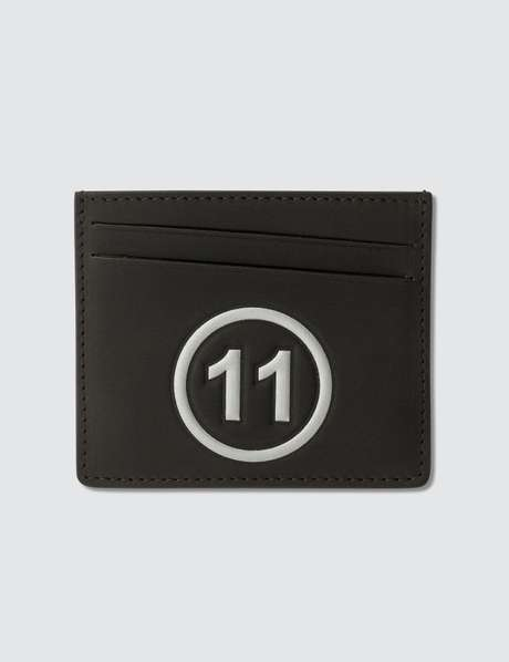 메종 마르지엘라 Maison Margiela Logo Card Holder