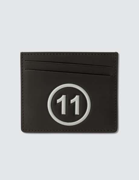 메종 마르지엘라 Maison Margiela Logo Card Holder