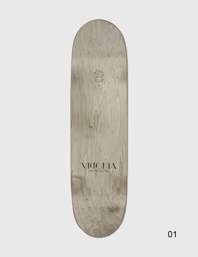 Victoria Brigette Board Red Unisex