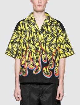 Prada S/S Hawaiian Shirt Picutre