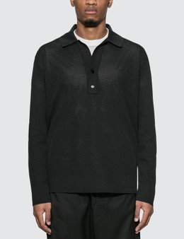 Bottega Veneta Knit Polo