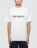 Carhartt Work In Progress Script S/S T-Shirt Picture