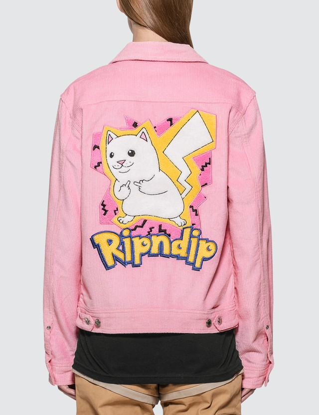 RIPNDIP Catch Em All Corduroy Jacket
