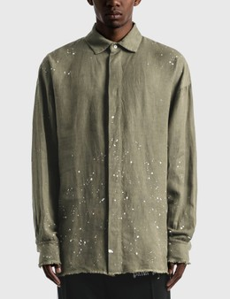 Palm Angels Organic Overshirt