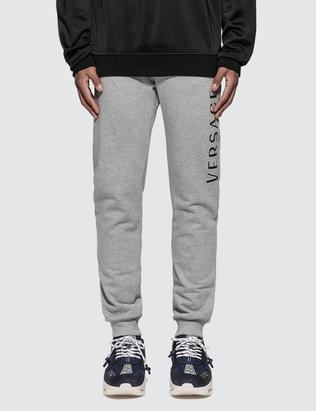 Versace Logo Sweatpants