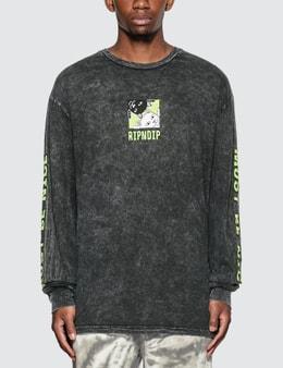 RIPNDIP Besties Long Sleeve T-Shirt